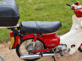 ORIGINAL HONDA C90 FOR SALE