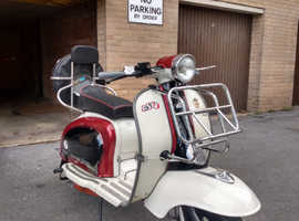 Lambretta 125 / 186