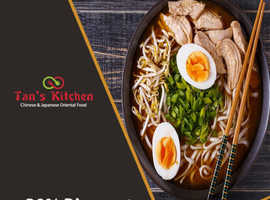 20% Discount On Delivery Orders Over £15 | Tans Kitchen