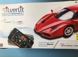 Silverlit Interactive Bluetooth Remote Control Enzo Ferrari' VGC, Anglesey