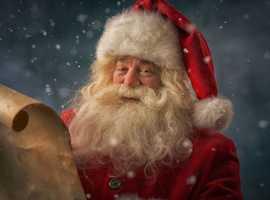 Breakfast with Santa at Beacons View Tearooms