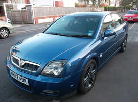 Vauxhall Vectra 2.2 SRi 2002 (52)  2 prev. owners 10 service stamps 110,000 miles manual petrol