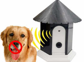 House Shape Outdoor Ultrasonic Anti Barking Device