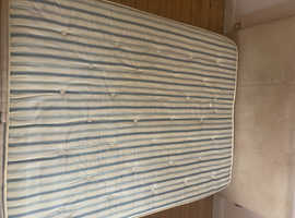 King size firm mattress