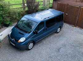 Renault Trafic 2007 2.0 DCI Day van crew cab