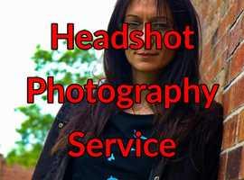 Headshot Photography Service