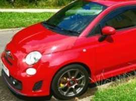 Fiat Abarth, 2010 (10), Manual Petrol, 87,000 miles