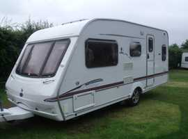 2005 Swift Charisma 540 - 5 berth caravan