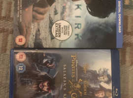 Dunkirk and Pirates of the Caribbean