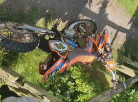 KTM 65cc 2008 swap for another motorbike
