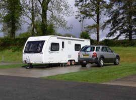 Lunar Ultima 640 caravan 2013 one owner.