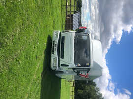 Ford iveco 7.5 ton lorry