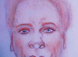 trance medium and Psychic Portrait Artist