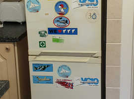 Fridge freezer (and stickers)