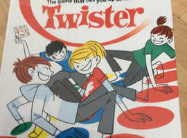 New twister board game