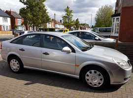 Vauxhall Vectra, 2006 (06) Silver Hatchback, Manual Petrol, 88,883 miles