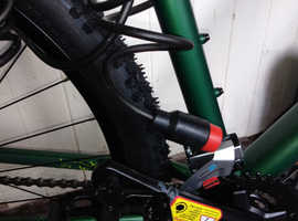 Brand new carrara mountain bike