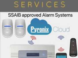 WiFi App alarm system