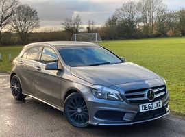 2013 [62] Mercedes-Benz A Class 2.0 A250 AMG SPORT 7G-DCT 5DR HATCHBACK