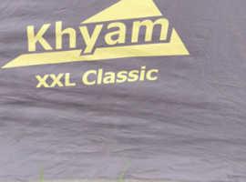 KYHAM QUICK ERECT SYSTEM XXL TENT