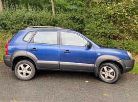 Honda FR-V, 2005 (05) Blue Estate, Manual Petrol, 126,000 miles