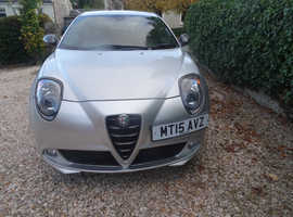 ZERO ROAD TAX  Alfa Romeo Mito 0.9 twin air qv line 3dr  2015 (15)