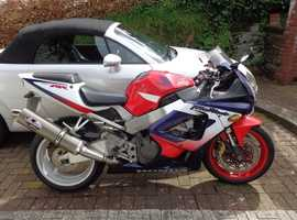 CBR929 must be first one ever made