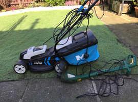 Lawnmower & trimmer