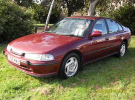 Honda ACCORD ES AUTO, 1994 (L) Red Saloon, Manual Petrol, 37,000 miles
