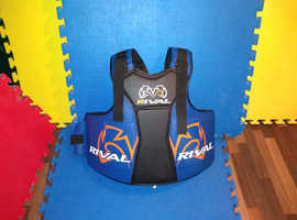Rival Boxing Body Protector - The Shield