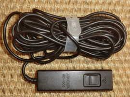 Minolta RC 1000L Remote Control Camera Shutter Release - long cable