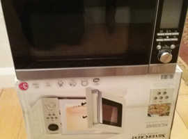 Combination microwave.