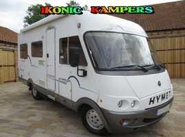 2001 Hymer B534 Fiat 2.8JTD LHD