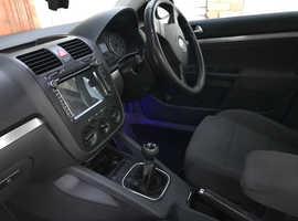Volkswagen Jetta, 2007 (07) Black Saloon, Manual Diesel, 1,570,000 miles