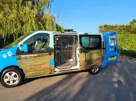 Dog van forsale
