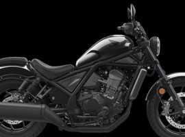 Honda Rebel CMX 1100