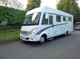 HYMER STARLINE B690 SL (2014) £69,995