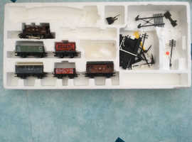 Midland Belle Electric train set without track.