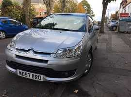 Citroen C4, 2008 (57), Manual Petrol, 98,000 miles