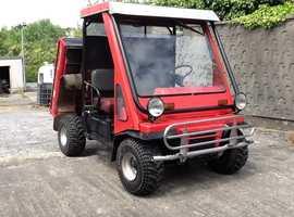 KAWAZAKI MULE  1998 - 4WD/ 2WD