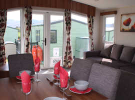 Lovely Pre-owned Willerby Sierra on Violet Bank Cockermouth