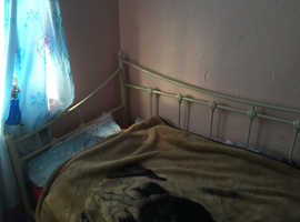 Single daybed frame only