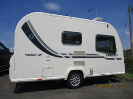 Bailey Orion 400/2 2011 2 Berth