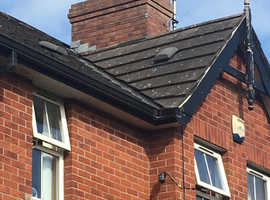All Roofs Repaired. Slates&Tiles. Storm damage.