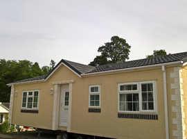 NEW OMAR REGENCY PARK HOME - 36 X 20 - SPECIAL PRICE £114,995