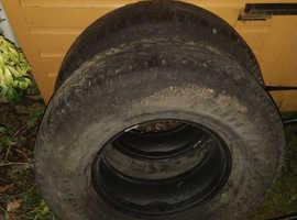 Landrover Defender Tyres