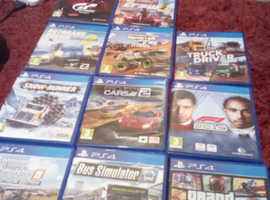 PlayStation 4 games 300 ono