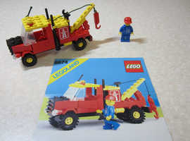 LEGO TOW TRUCK 6674