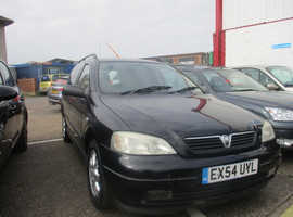 2004 Vauxhall Astra Van 1.7 diesel