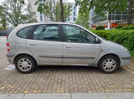 Renault Megane, 2002 (02) Silver MPV, Manual Petrol, 105,100 miles